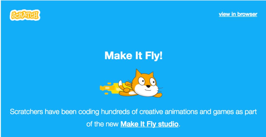 Make it fly